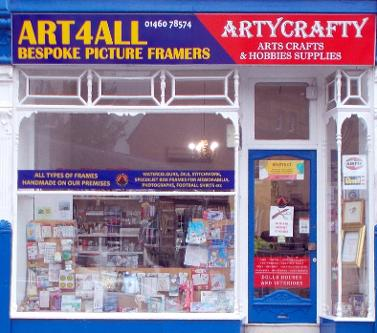 Dolls house items and craft stock
